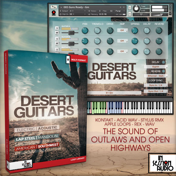 In Session Audio - Creating Kontakt instruments that don't