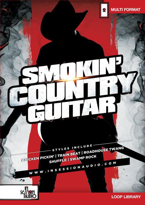 Smokin Country Guitar