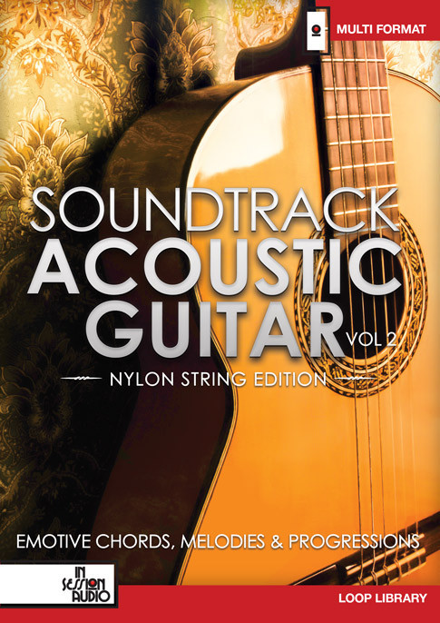 Soundtrack Acoustic Guitar V2