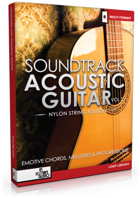 Soundtrack Acoustic Guitar Vol 2 - Nylon String Edition