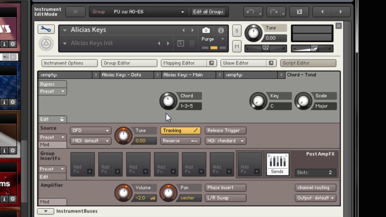 Kontakt 5 - Single Finger Songwriting Hacks - Loading the Script 2