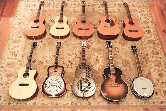 Fluid Harmonics - Session - Acoustics