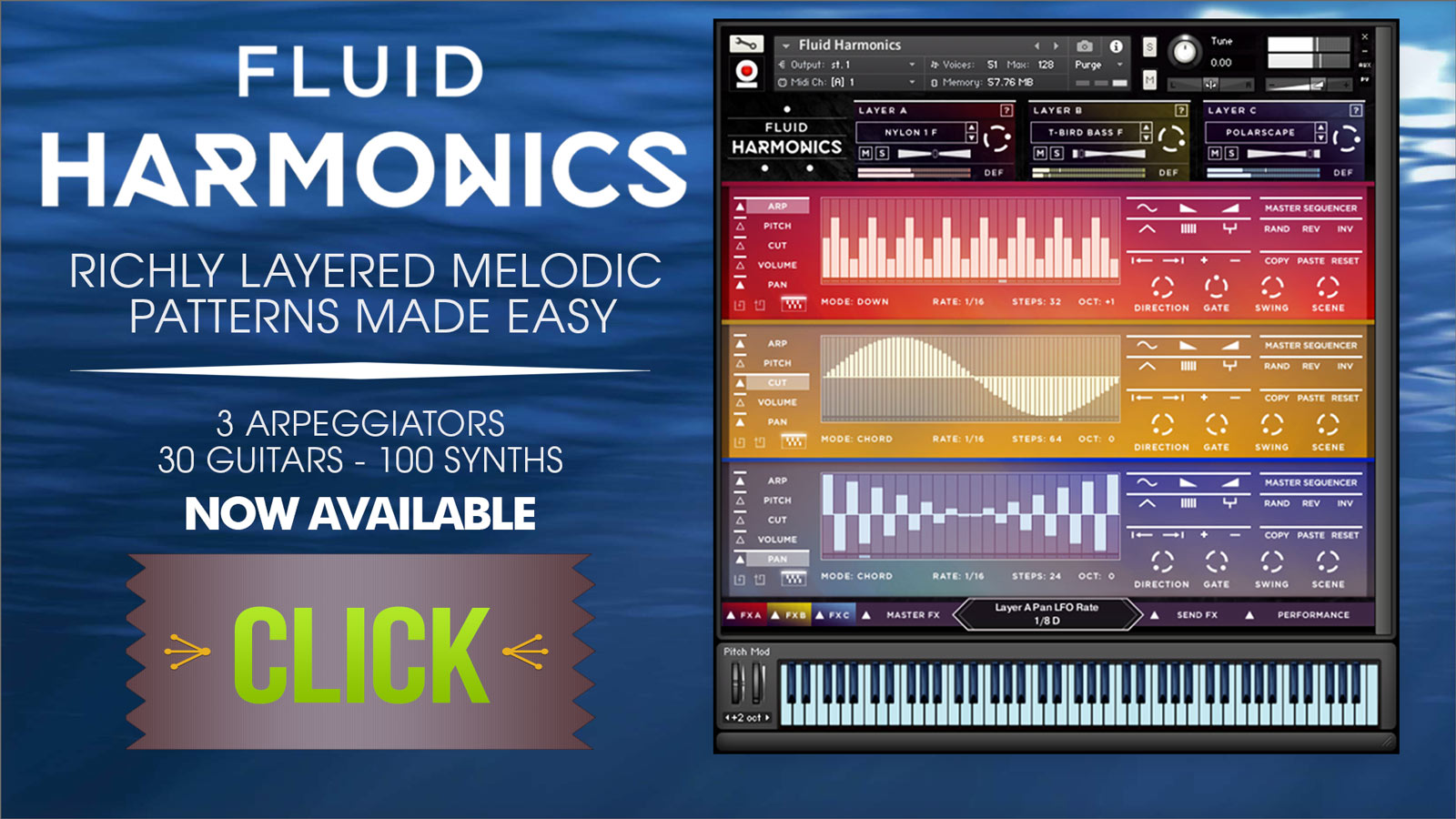 Fluid Harmonics is Here