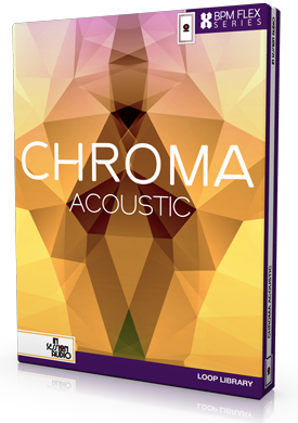 Chroma Acoustic - for Stylus RMX and REX loop formats