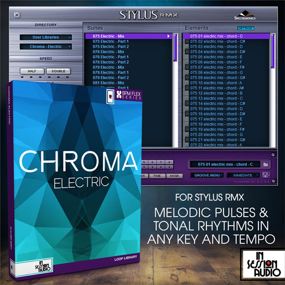 Chroma Electric for Stylus RMX