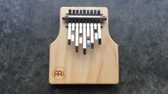 Tuned Percussion Samples - Meinl Kalimba