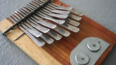 Tuned Percussion Samples - Mbira