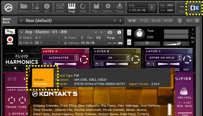 Kontakt Custom Libraries