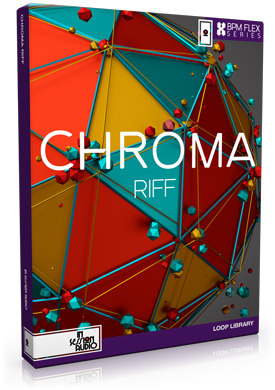 Chroma Riff for Stylus RMX and REX formats