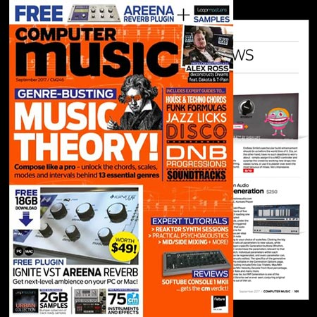 Riff Generation Review from Computer Music Magazine