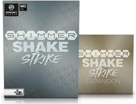 Shimmer Shake Strike with Expansion