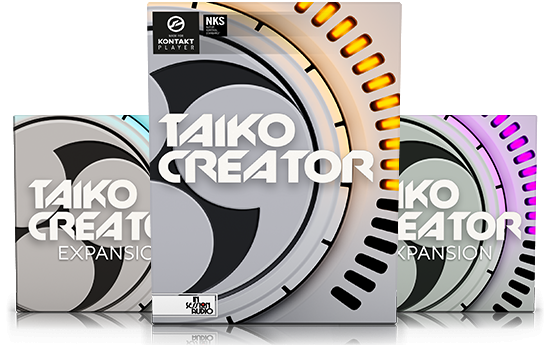 Taiko Creator with Expansion