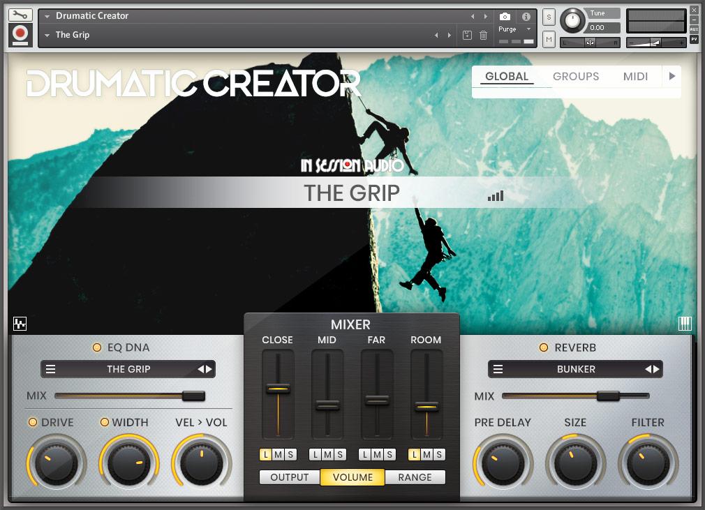 Drumatic Creator - The Grip