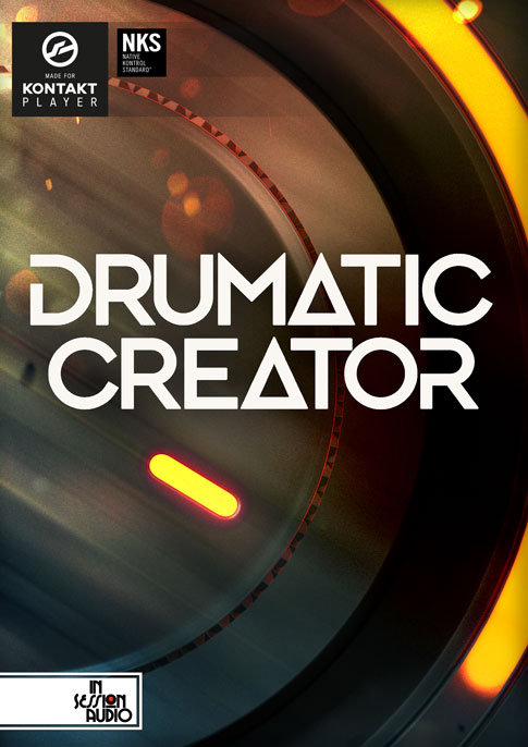 Drumatic Creator for Kontakt
