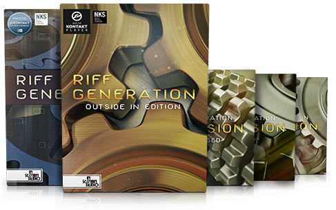 Riff Generation: Outside In Edition w Guitar Expansion