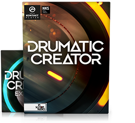 Drumatic Creator with Expansion