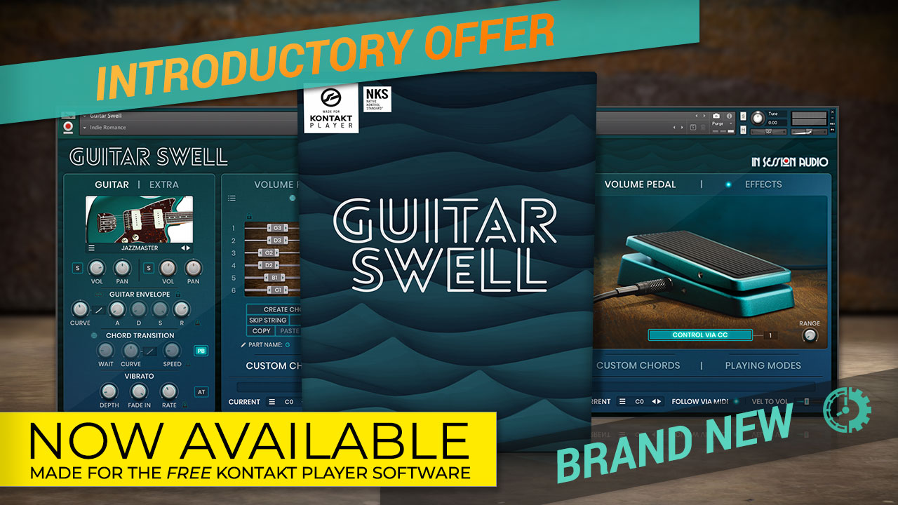 Guitar Swell