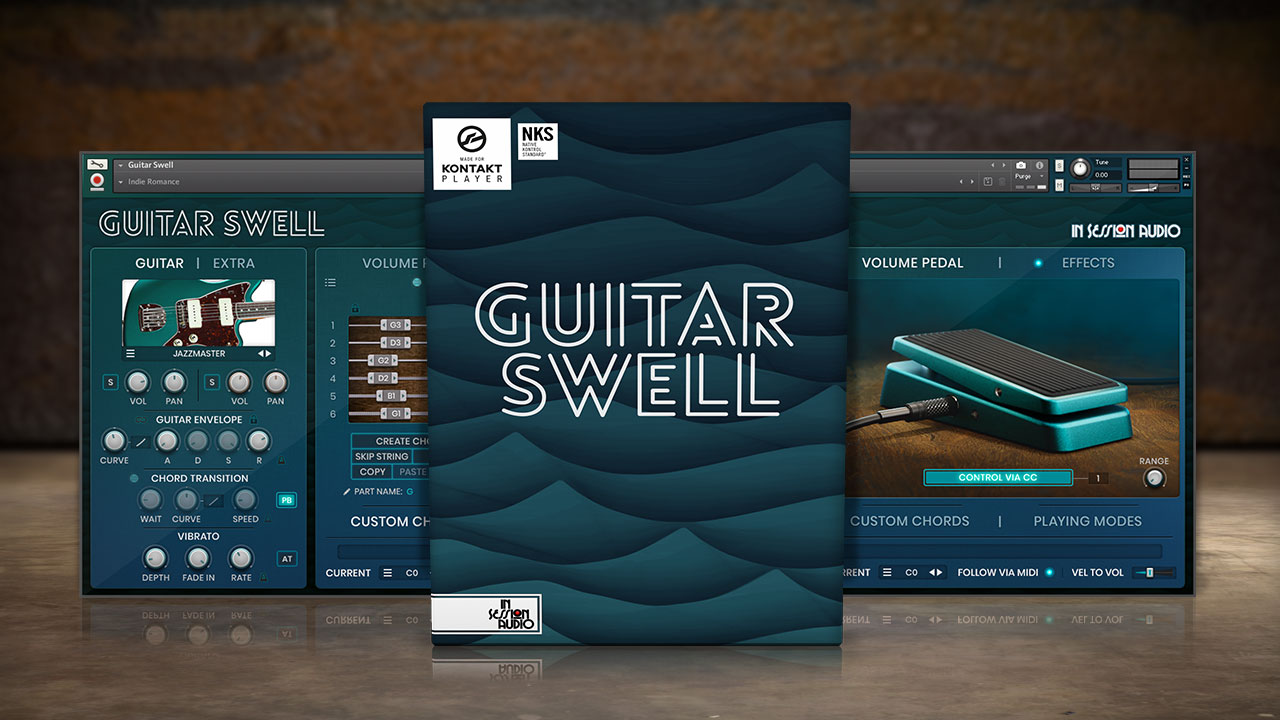 Guitar Swell by In Session Audio