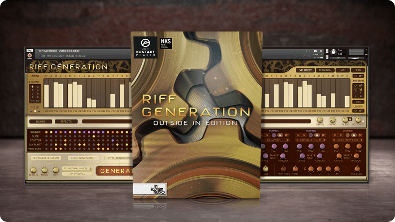 Riff Generation Outside In Edition