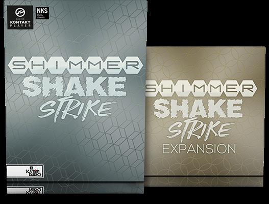 SHIMMER SHAKE STRIKE & EXPANSIONS